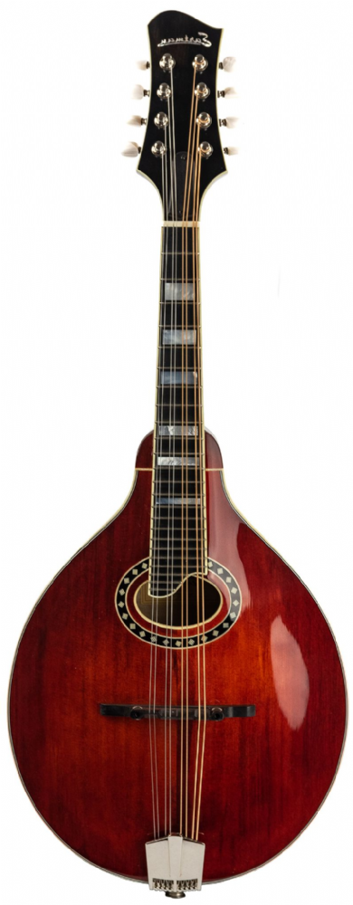 Eastman Left Handed MD604 Mandolin, With Pickup